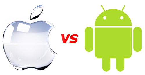 Apple of Android